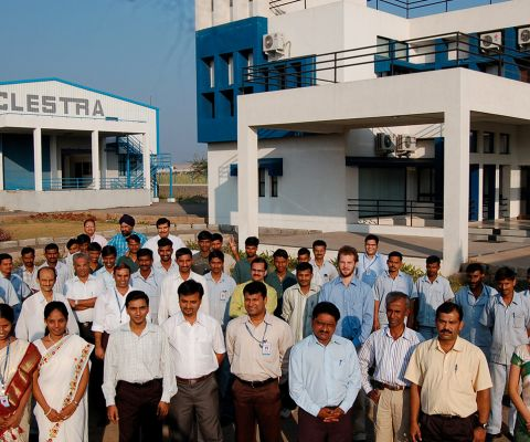 Clestra Cleanroom Inde